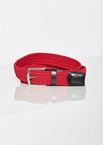 STRETCH RED BELT