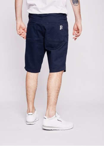 BORCREW NAVY TSH